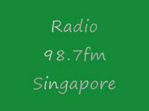 Live Radio 98.7fm Singapore