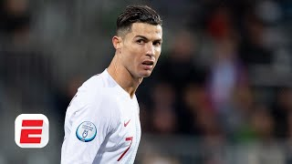 Cristiano Ronaldo vs. Luxembourg is the poorest I've seen him play - Stewart Robson   ESPN FC