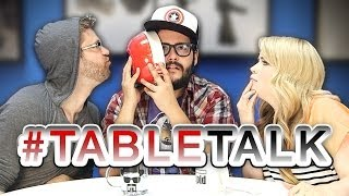 Spontaneously Gay and Celebrity Hate Sex on #TableTalk!