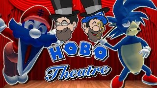 GRAND DAD FINDS A JOB || HOBO THEATRE