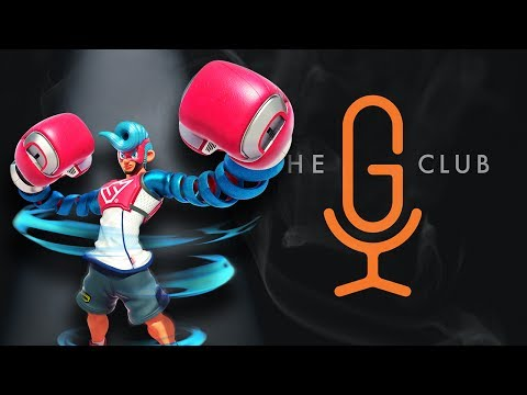 The G Club - Arms - Episode 3