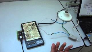 Dimmer Digital com circuito de Zero-Crossing em 120Hz