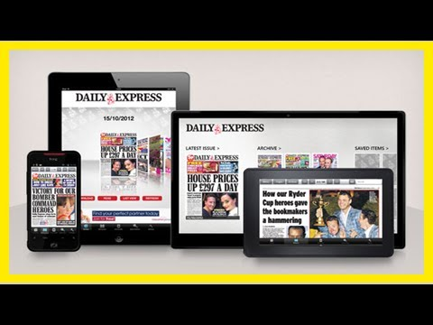 """read the news""Our apps 