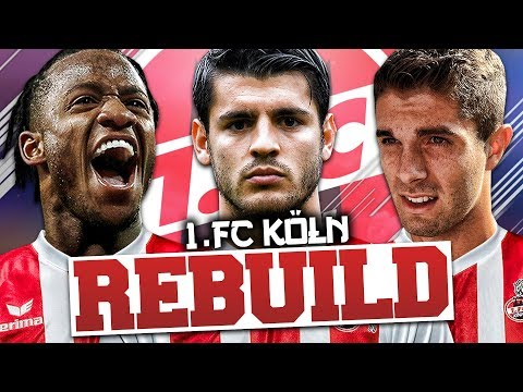 REBUILDING FC KÖLN!!! FIFA 18 Career Mode