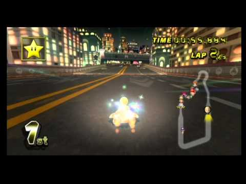 Mario Kart Wii Hacking Stars