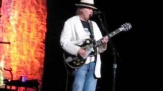 "Neil Young Live ""HitchHiker"" April 17, 2011 Landmark Theater Richmond, VA"