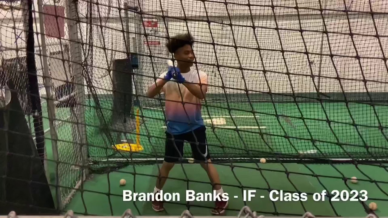 Brandon Banks (IF) - Class of 2023 - Spring 2020
