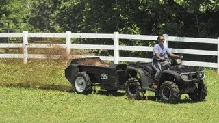 Manure Spreader, Manure Spreaders, Classic Spreader by ABI
