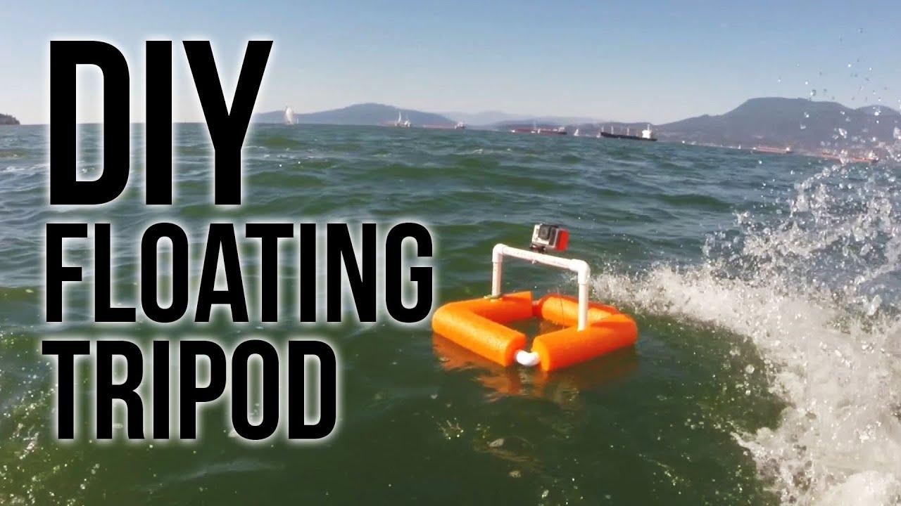DIY Floating Tripod Mount - YouTube