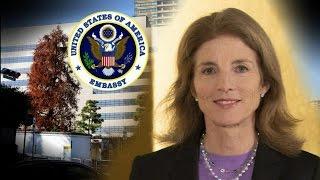 U.S. Ambassador Caroline Kennedy Receives Telephone Death Threats
