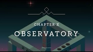 Monument Valley Walkthrough Chapter 10 - The Observatory