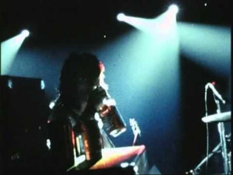 Rolling Stones European tour 1970 footage