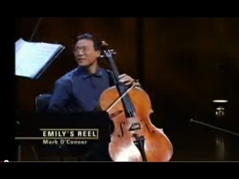 "Mark O'Connor/Yo-Yo Ma/Edgar Meyer - ""Emily's Reel"""