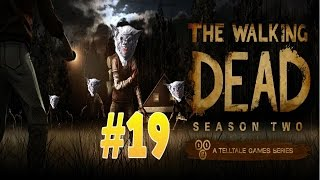 The Walking Dead Season 2 (PS4) The End - RIP My Friend