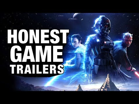 STAR WARS BATTLEFRONT 2 (Honest Game Trailers)