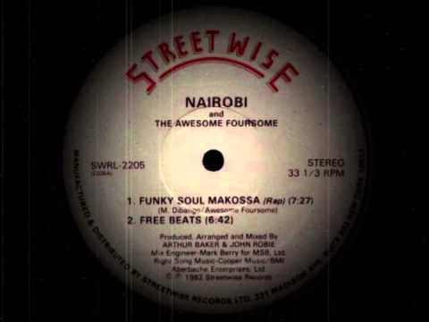 Nairobi and The Awesome Foursome - Free Beats