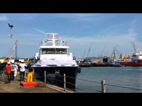 Marine Diesel shipbuilding progress -P103 / NORDIC BARAKUDA