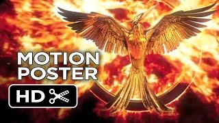 The Hunger Games: Mockingjay - Part 2 Motion Logo (2015) - Jennifer Lawrence Movie HD