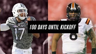 virginia tech football 100 days until kickoff