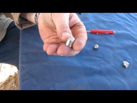 Sam Yang Dragon Claw .50 cal Air Rifle - SHOT Show 2012