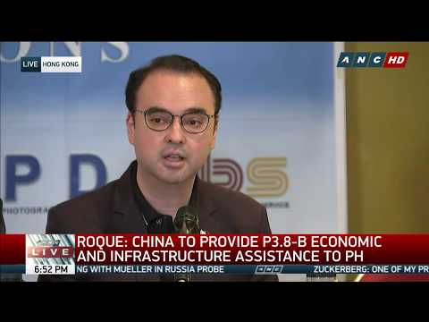 WATCH: ABS-CBN News Live Coverage | 11 April 2018