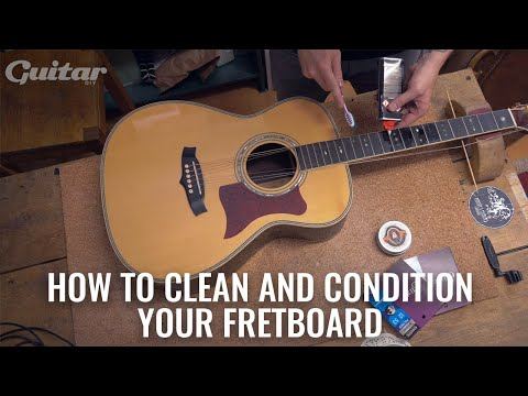 Guitar DIY: How to clean and care for your fretboard | Guitar.com