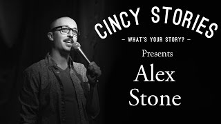 Cincy Stories Presents: Alex Stone