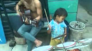 Anak vs bapa musik gaul 2015