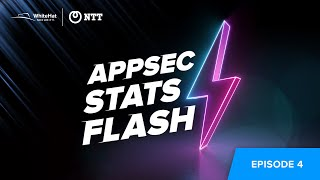 AppSec Stats Flash Podcast EP.4 - Rome Wasn't Built in a Day, Nor is Your AppSec Program