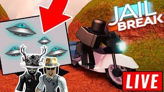 ROBLOX JAILBREAK *NEW* UPDATE MAP EXPANSION, 👽 ALIEN INVASION, MOTORCYCLE, AIRPORT!