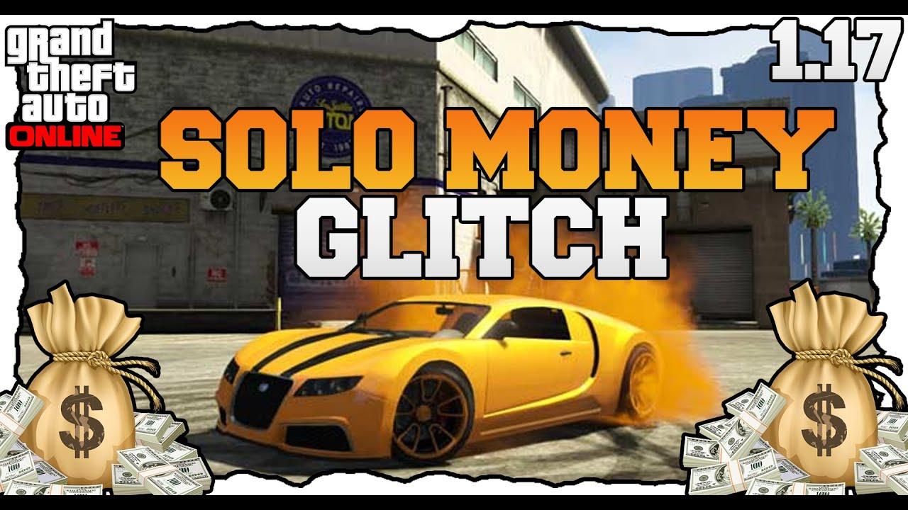 Gta 5 Online Solo Money Glitch 1 43 Unlimited - Year of