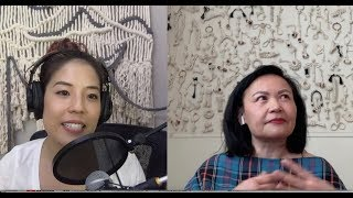 The Fiber Artist Podcast with Cindy Bokser - Windy Chien