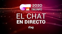 EL CHAT EN DIRECTO: GALA FINAL | OT 2020