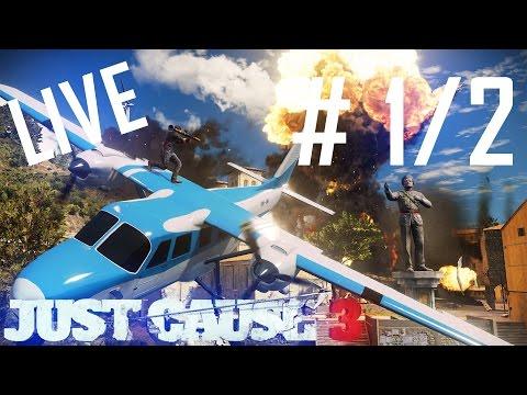 Just Cause 3 - Rico se intoarce | Live Episodul 1/ 2