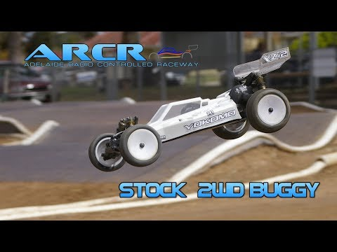 Stock 2WD A Finals - Round 4 - Adelaide Radio Controlled Raceway