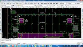 how to set a drawing in auto cad with required coordinates in urdu hind