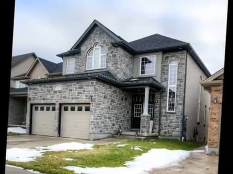 Detached House For Sale In Cambridge, ON