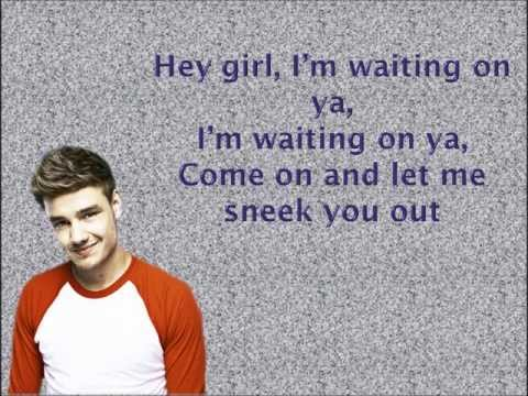 Live While We're Young- One Direction (lyrics+photos)