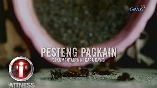 I-Witness: 'Pesteng Pagkain,' dokumentaryo ni Kara David (full episode)