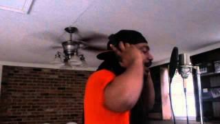 DJ Reup in the studio hosting a mixtape live pt.2