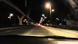 Palm Jumeirah underwater tunnel