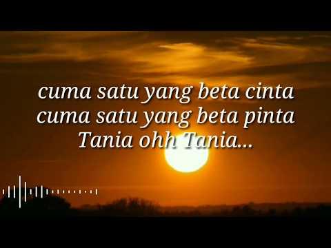 Tania Vicky Salamor Lirik Lagu (cover Mario G Klau)