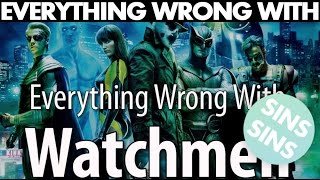 """Everything Wrong With """"Everything Wrong With Watchmen In 17 Minutes Or Less"""" In 9 Minutes Or Less"""
