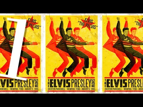 Photoshop Tutorial: Part 1 - How to Design and Create a VIntage Letterpress Poster
