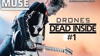 Dead Inside | Muse Live 2015 HD |#1| Subtitulado en Español | The Mayan | Muse Letras