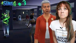 MI AMIGA ME DEJÓ SOLA EN EL CLUB | Sims 4 (3) - lele