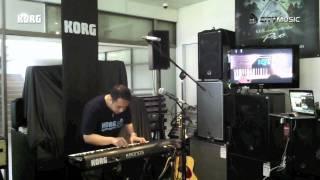 Korg Kronos Launch Part 1 - Program Sounds