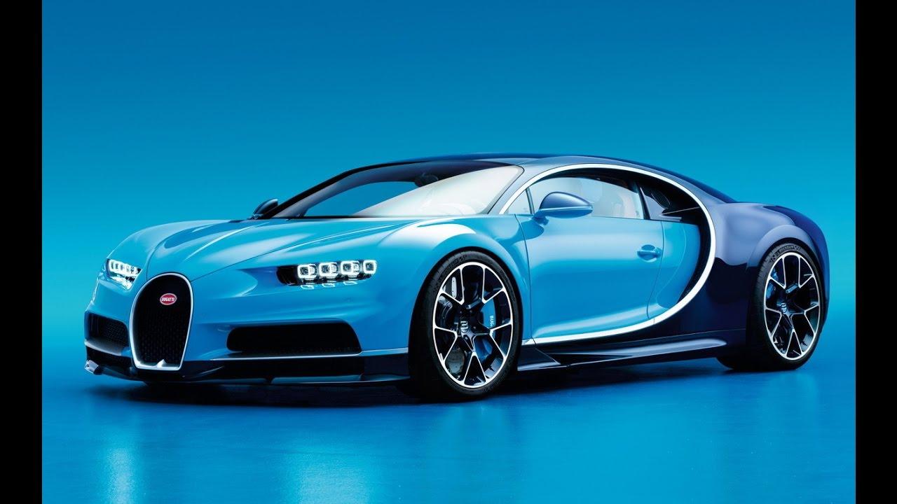 les voiture les plus rapide du monde