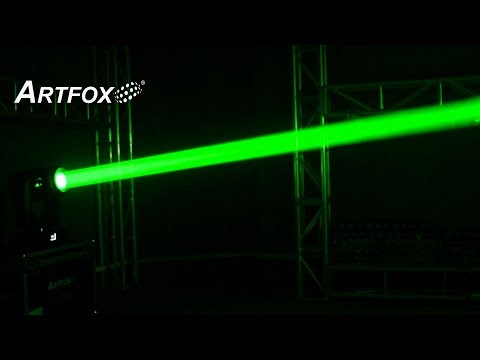 Vista 20R - the most powerful light, the brightest light in the world