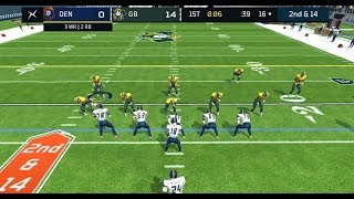 Axis Football 18 Gameplay - Exclusive Beta Gameplay!